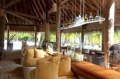 By the Bar at Soneva Fushi, Maldives | Soneva Resorts Official Site