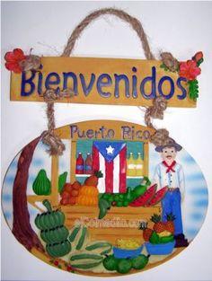 ☀Puerto Rico☀arte boricua | ... , Arte de Puerto Rico, Arte de entrada de Puerto Rico, Arte Boricua