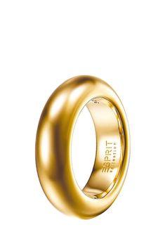 Esprit Jewel Ring, 925er Sterlingsilber gold Jetzt bestellen unter: https://mode.ladendirekt.de/damen/schmuck/ringe/goldringe/?uid=4fb3f048-9f3a-573d-83b0-ad6bfdee5ece&utm_source=pinterest&utm_medium=pin&utm_campaign=boards #schmuck #ringe #goldringe #bekleidung Bild Quelle: brands4friends.de