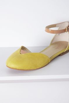 Citizen D'Orsay Flats - Anthropologie.com