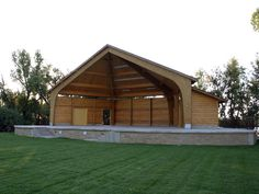 Shelter Manufacturer of Pre-engineered Wood, Steel & Fabric Shelters - RCP Shelters Outdoor Stage, Outdoor Ideas, Stage Design, Fabric Shades, Engineered Wood, Botanical Gardens, Shelter, Turtle, Tourism