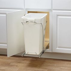 Household Essentials® Glidez 9-Gallon  Pull-Out Trash Can