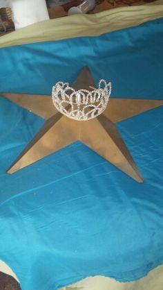 Making a star pillow for a sweet fifteen