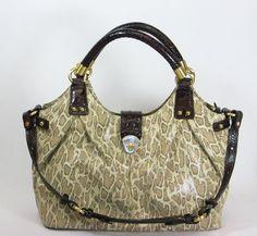 Want this. Brahmin Handbags Designer Handbag Animal Print!