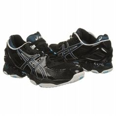 Asics GEL-Intensity 2 Shoes (Black/Blue/White) - Women's Shoes - 11.5 B