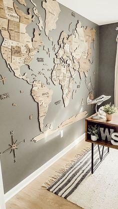 Rustic Wall Art, Rustic Walls, Wood Wall Art, Wall Art Decor, Room Decor, Pink Comforter, Modern Centerpieces, Anniversary Gifts For Husband, Amazing Decor