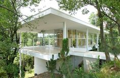 Suishouen House- Amazing Project Inspired by Mies van der Rohe's Work