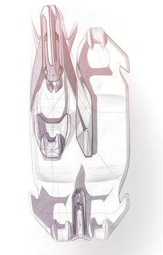 Peugeot concept C on Behance