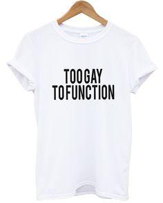 #Tshirt Tuesday: Gay Pride T-shirts #gaypride #gayrights