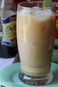 Deep South Dish: Overnight Cold Pressed Iced Coffee