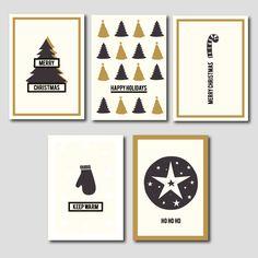 Kerstkaarten | Christmas cards | OCHER