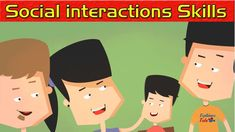 Social interactions Skills | My Social Buddy | Custom Explainer video An...