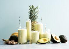 Tropical Avocado Smoothie Recipe
