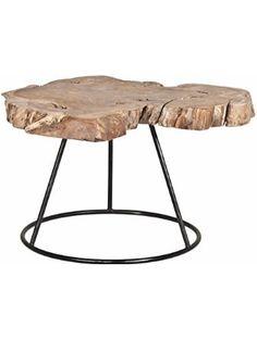 Bella Home Elin Coffee Table, Medium ❤ Star International