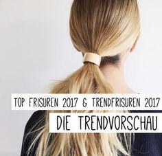 Trendfrisuren 2017: DAS sind die angesagtesten Haar-Styles des Jahres!