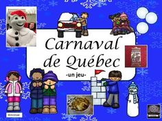 ✩ Check out this list of creative present ideas for people who are into photograhpy Learning Resources, Fun Learning, Teacher Resources, Quebec Winter Carnival, Core French, Canada, Student Reading, French Lessons, Learn French