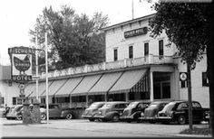 """Bavarian Inn Restaurant was founded as the Union House Hotel in 1888 by Theodore Fischer and renamed """"Fischer's Hotel."""" His family continued the business for the next two generations. It was Theodore's son, Herman and wife, Lydia, who are credited with first promoting """"Frankenmuth all-you-can-eat family style chicken dinners."""" The couple passed their popular Fischer's Hotel to their son, Elmer, in 1941."""