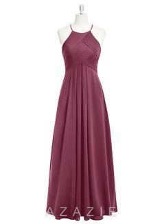 Gorgeous bridesmaid dress //AZAZIE+GINGER