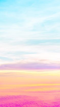 Beautiful Pastel Sky iPhone 6+ HD Wallpaper