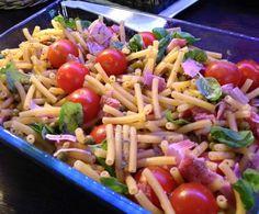 Rezept Nudel Schinken Gratin ohne Fix von MariaLuca - Rezept der Kategorie sonstige Hauptgerichte