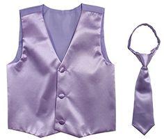 Paperio Vest and Tie Set Boys, Multiple Colors, Baby Infant Toddler Kids, Long Tie Lilac Lavender 8 Paperio http://www.amazon.com/dp/B013FBDPZC/ref=cm_sw_r_pi_dp_VnBIwb0FQVQM7
