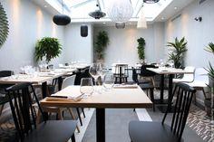 restaurant 18 Dix Huit 18 rue Bayen, 75017