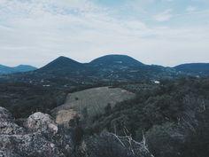 011016, view of Colli Euganei.