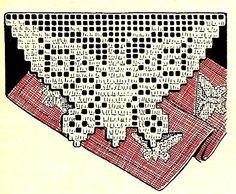 inserzione di Etsy su https://www.etsy.com/it/listing/201993059/filet-butterfly-crochet-pattern-723113