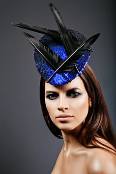 Anya Caliendo - Couture Millinery Atelier. #passion4hats