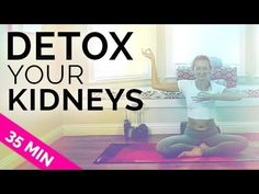 Kundalini Yoga Flow How to Detox Your Kidneys Yoga for Healthier Kidneys [35-Mins] For All Levels - YouTube