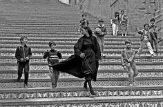 Caltagirone (Sicily) 1987. Ferdinando Scianna, Marpessa
