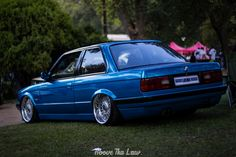 BMW 3 Series E 30 | by Robert Gilmaney