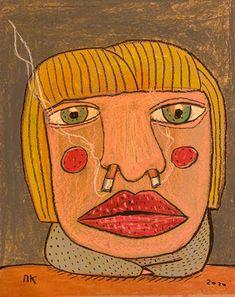 Indie Drawings, Psychedelic Drawings, Cool Art Drawings, Art Drawings Sketches, Hippie Vintage, Hippie Painting, Trash Art, Indie Art, Funky Art