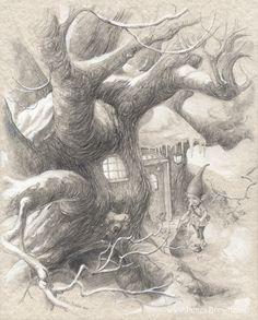 Zacchaeus and Nodi by yaamas on DeviantArt