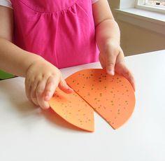 Pattern Matching For Preschoolers