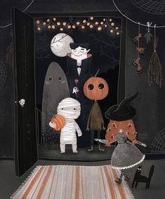I ♥ Halloween halloween images hallows eve Retro Halloween, Spooky Halloween, Holidays Halloween, Halloween Crafts, Happy Halloween, Halloween Decorations, Kawaii Halloween, Halloween 2019, Halloween Illustration