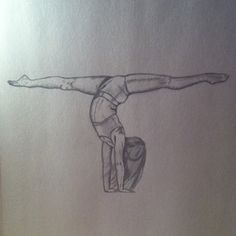 I am going to try to draw these some day! Gymnastics drawing-LIT!