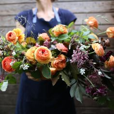 From the New York Time's list of favorite florists on Instagram.  As their thousands of followers already know, these floral designers and farmers deliver beautiful blooms daily — to your Instagram feed. All you have to do is follow.