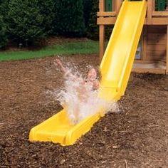 PlayStar Water Slide at Menards