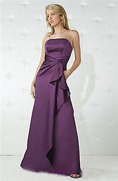 Ruffle A-line #dress