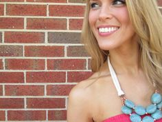 Turquoise Necklace...so cute