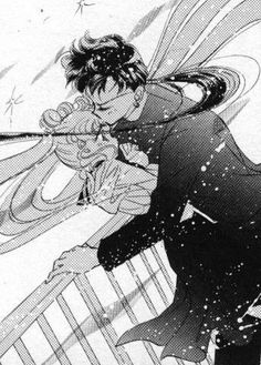 Day 6: Couple you wish existed: I love Sailor Moon and Tuxedo Mask together, however Seiya is my favorite character so I kinda wish he had more of a shot with Usagi.