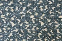 Tulkan Blue linen by Penny Morrison