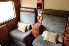 Platinum Cabin Daytime The Ghan Train http://www.tipsfortravellers.com/theghan/