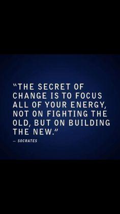 El secreto de un cambio verdadero...