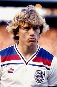 Tony Morley England 1982