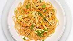 Cold Sesame Noodles with Vegetables Recipe - Health