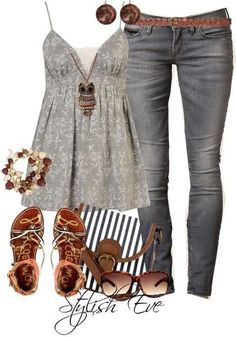 002c286cacf3 Cute with silver suki capris or suki skinny jeans