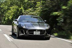 Jaguar F-TYPE Coupé.