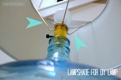 Lampshade for DIY Lamp